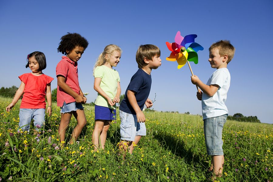 Getting Children in Touch with Nature | Children & Nature Network