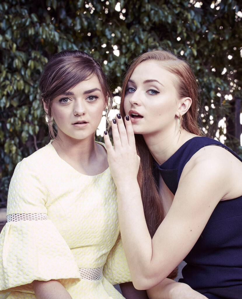 Selfie Sophie Turner and Maisie Williams nude (37 photo), Pussy, Is a cute, Boobs, butt 2006