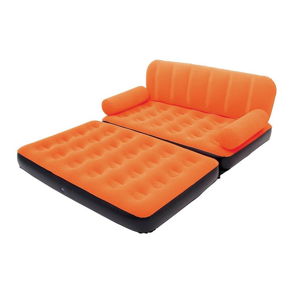 Bestway Multi Max Inflatable Air Couch Or Double Bed With Ac Air
