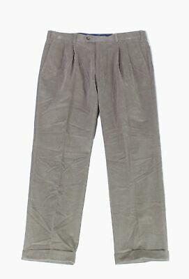 Lauren by Ralph Lauren Mens Pants Beige Size 36X30 Corduroys Stretch $95 #058 #fashion #clothing #shoes #accessories #men #mensclothing (ebay link)