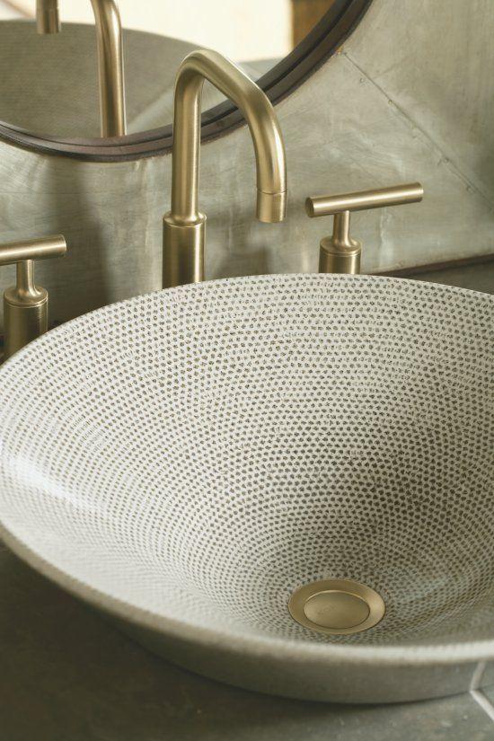 K 2200 Conical Bell Vessels Sink Kohler Kohler Purist Bathroom Faucets Small Bathroom Sinks
