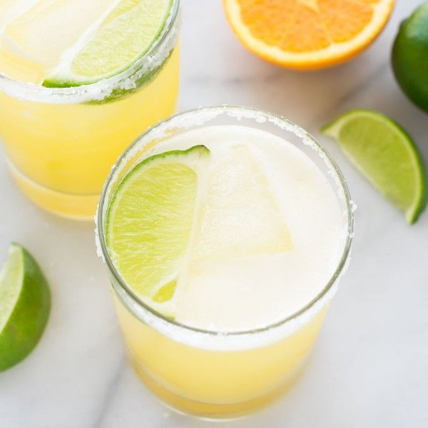 This Is The BEST Skinny Margarita! Made Simply With Just