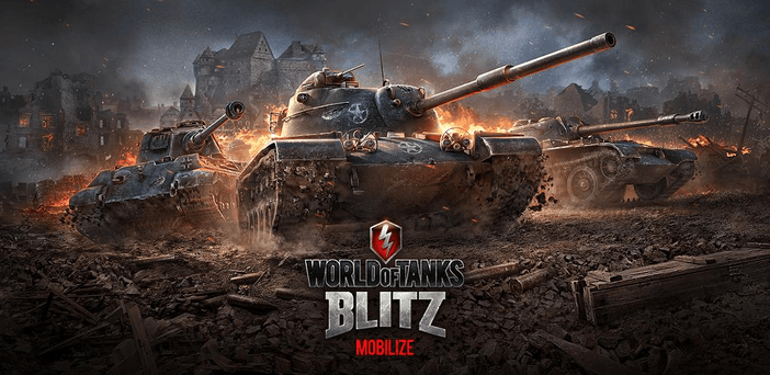 World of Tanks Blitz 6.3.0.535 Mod APK Juegos