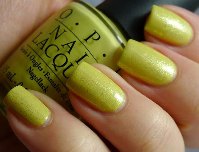China Glaze Whitecap over OPI Fiercely Fiona | Cute Nails ...