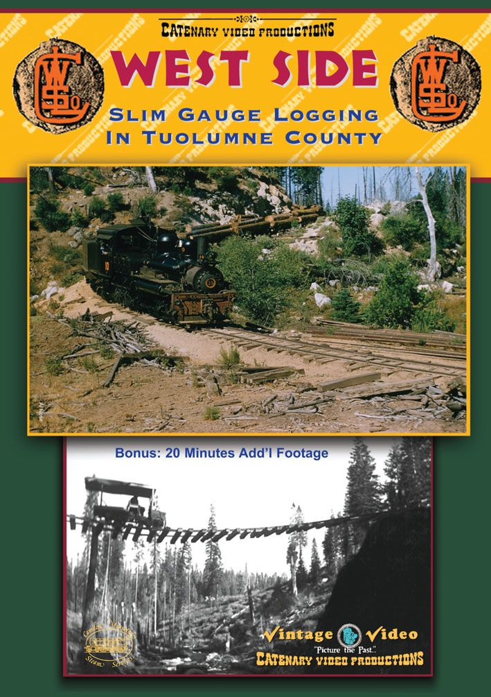 Wonderful film of one of the most famous American logging