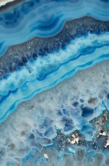 Mineral Photography Print 062 Blue Agate Fine Art Etsy Blue Aesthetic Pastel Blue Aesthetic Blue Wallpapers