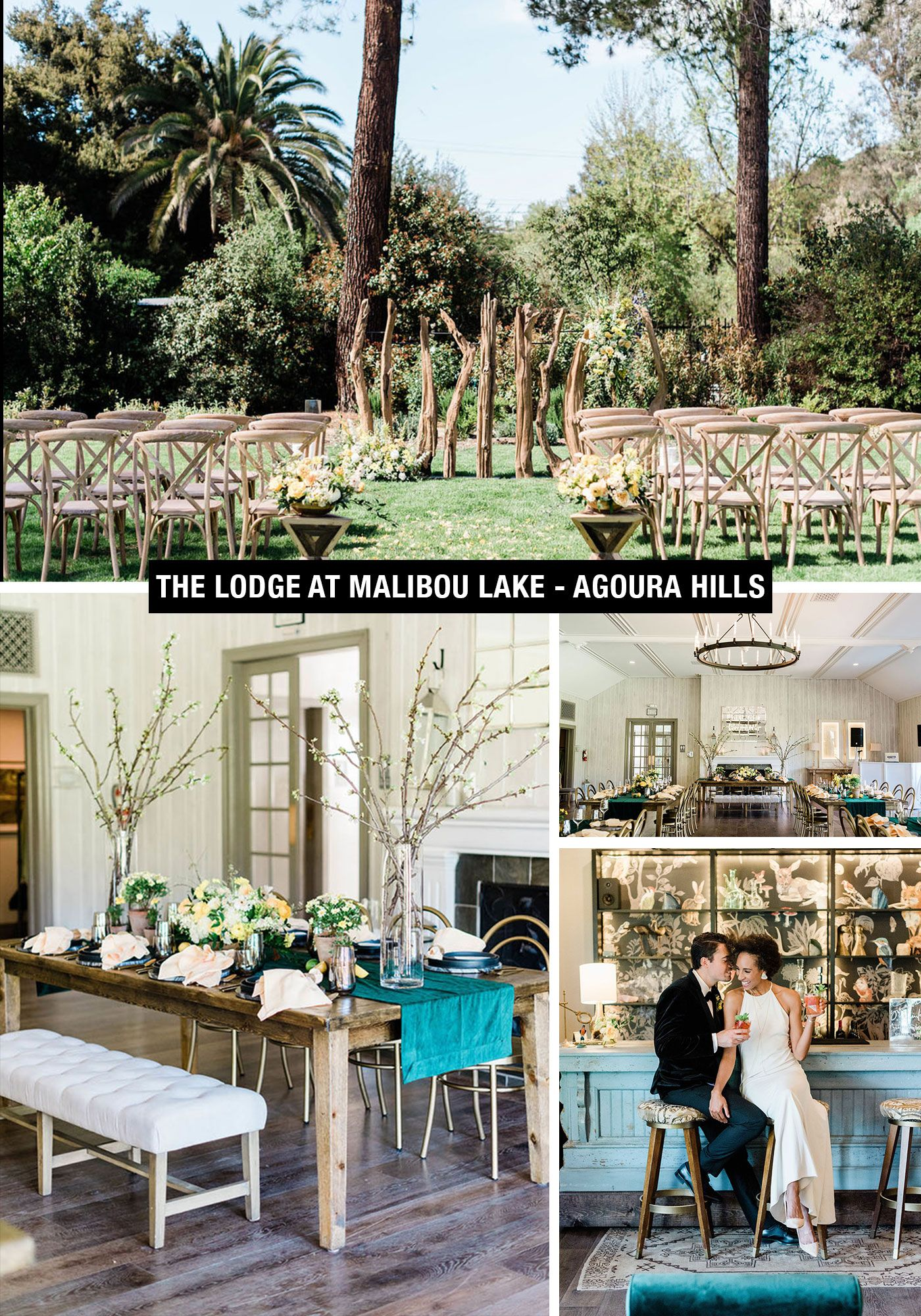 Definitive List of the Best Outdoor Wedding Venues from