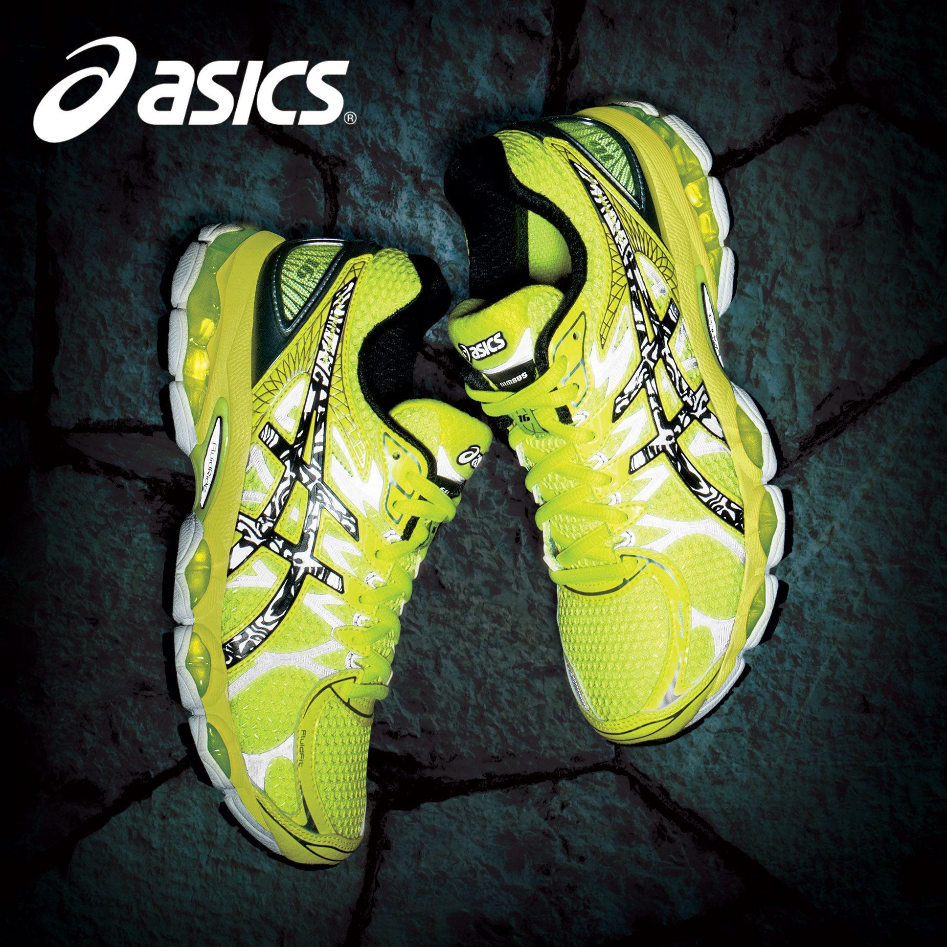 Step Inside The Gel Nimbus 16 Lite Show Running Shoes Sport