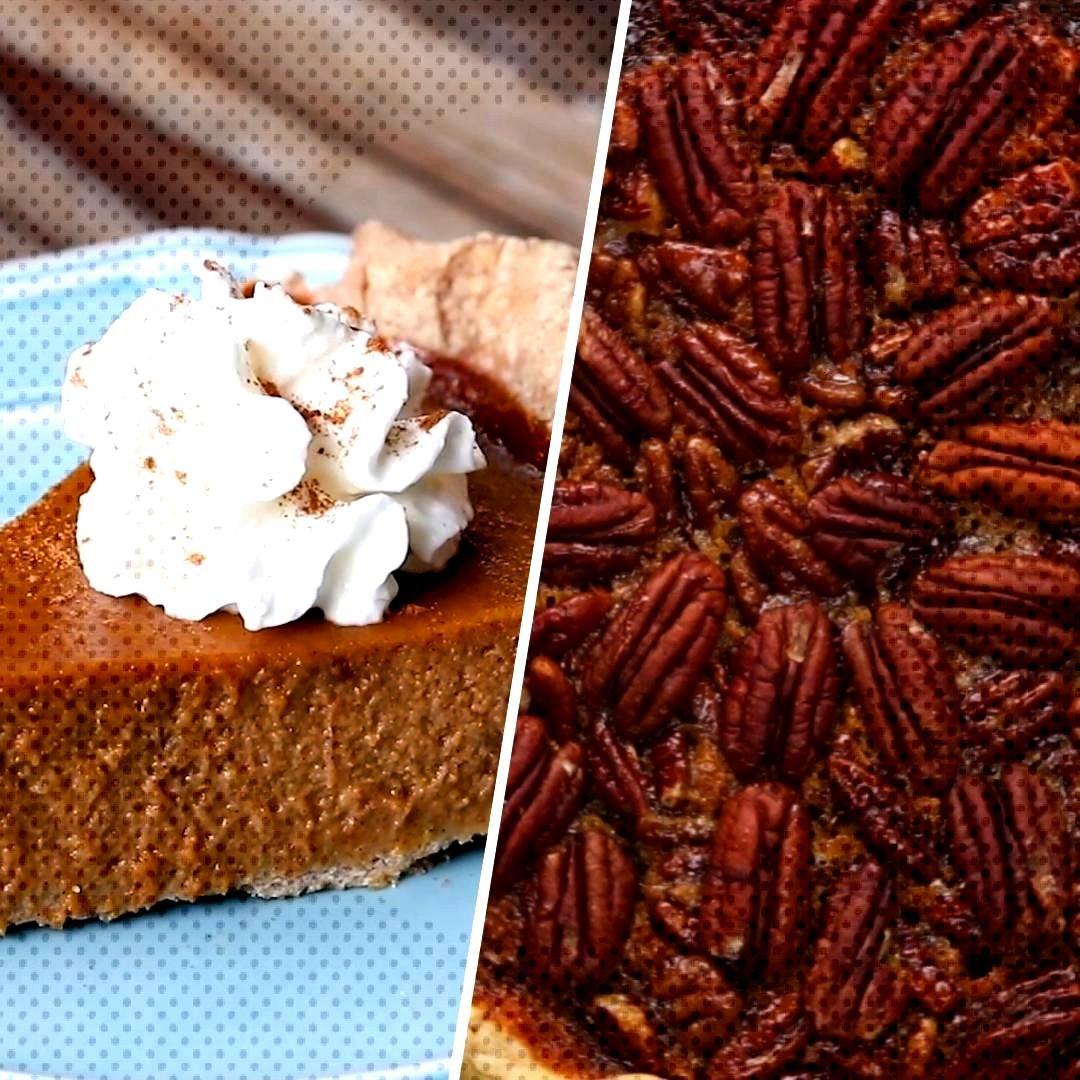 Three Impressive (Yet Easy) Pies For Your Holiday Dessert Table | Recipes - Robbi Drake - Three Imp