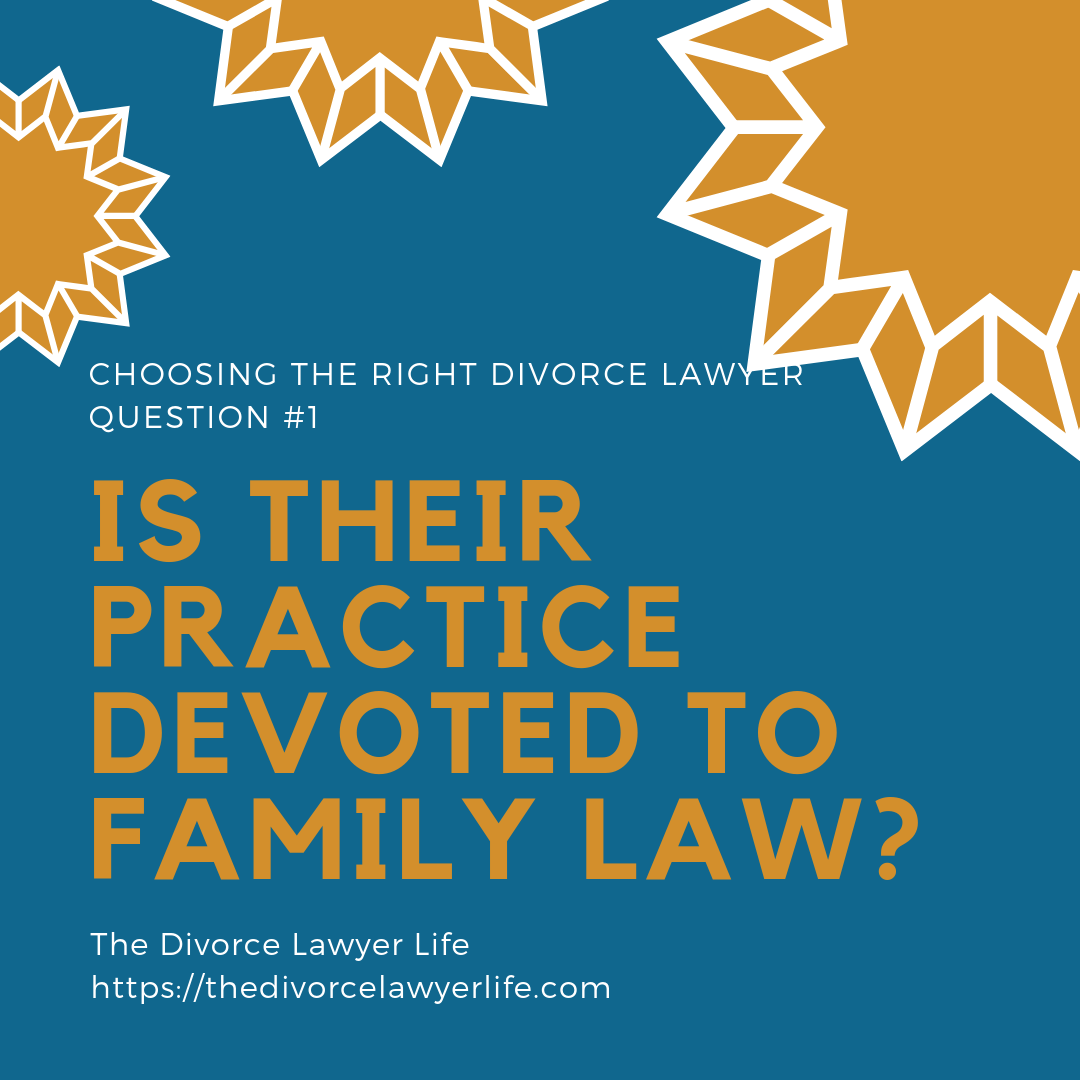 Top 7 tips for choosing the right divorce lawyer