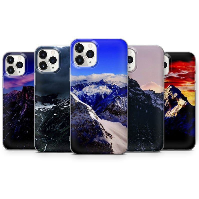 Mountains Nature Woods Phone Case For Iphone 7 8 Xs Xr Etsy In 2021 Wood Phone Case Phone Cases Iphone Cases