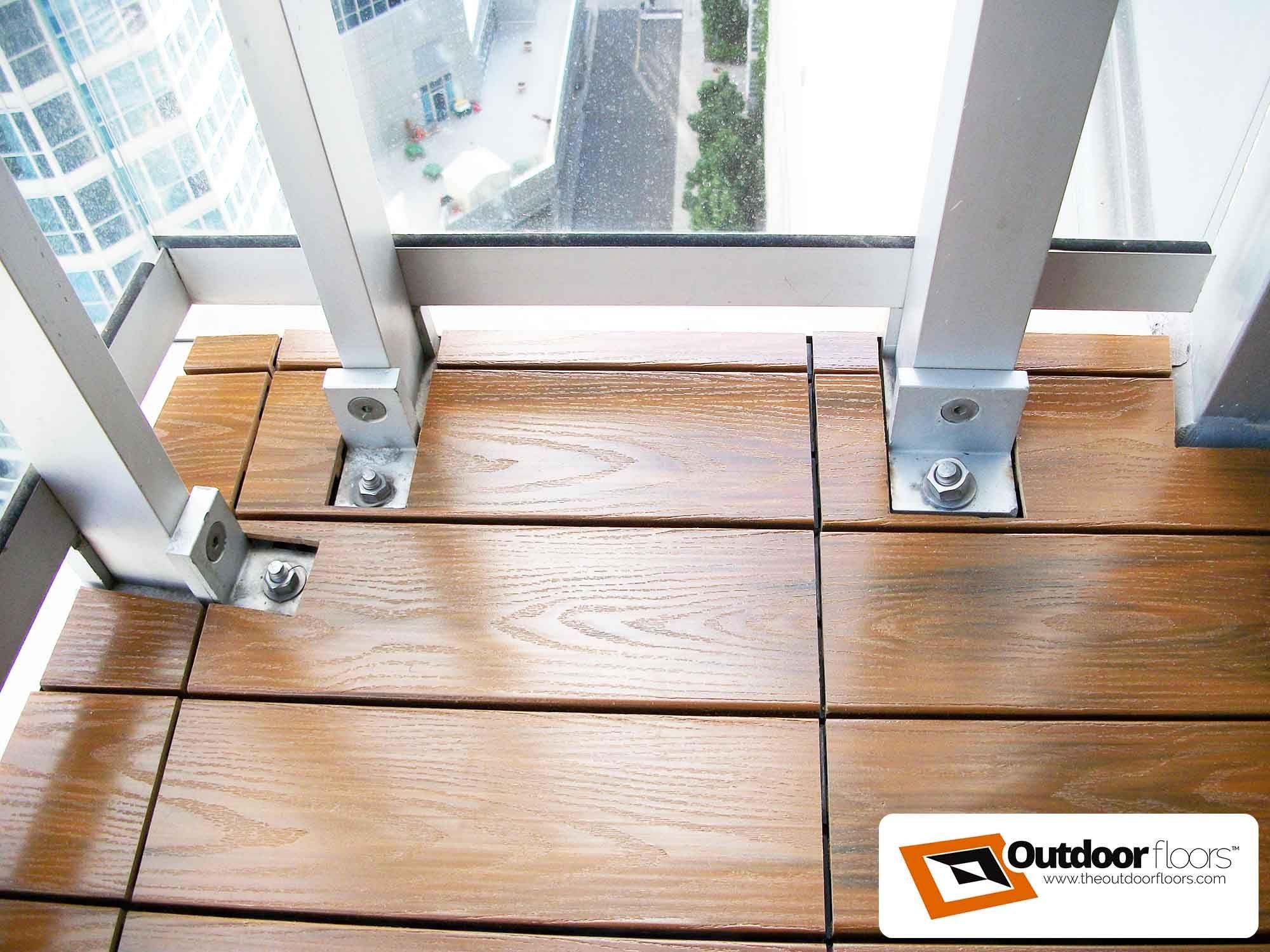Teak wood plastic composite deck tiles on toronto balcony 2016 teak wood plastic composite deck tiles on toronto balcony 2016 dailygadgetfo Images