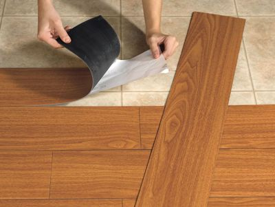 Vinyl And Laminate Flooring Is Easy To Install And Can Be