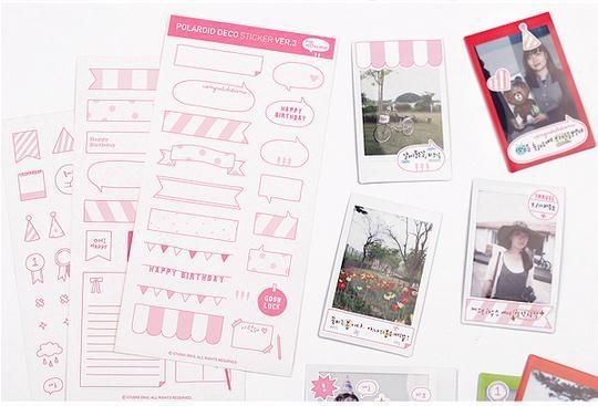 (Min Order is $6)(1 Lot=6 sheets) DIY Scrapbooking Cute Diary Paper Photo Frame Stamp Stickers Album Decoration Sticker  //Price: $US $3.89 & FREE Shipping //     #crafting #scrapbooking #decor #decoration #diy #idea #inspiration