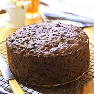 A Rich Fruit Cake Recipe If I Dont Use My Family Christmas One