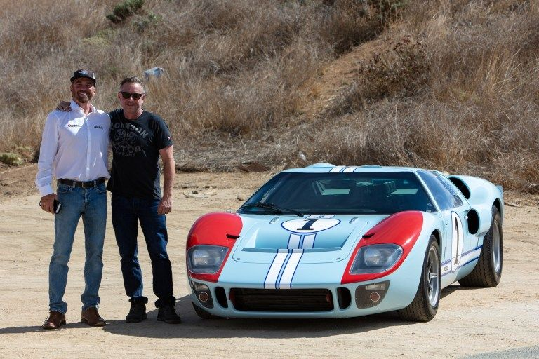 Ford Vs Ferrari The Stunt Drivers In 2020 With Images