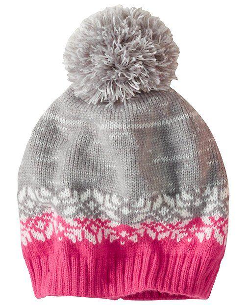 Fair Isle Hat from #HannaAndersson. | For Gretchen & Cora ...