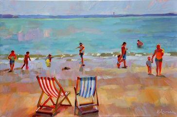 Beach Life by Ashka Lowman