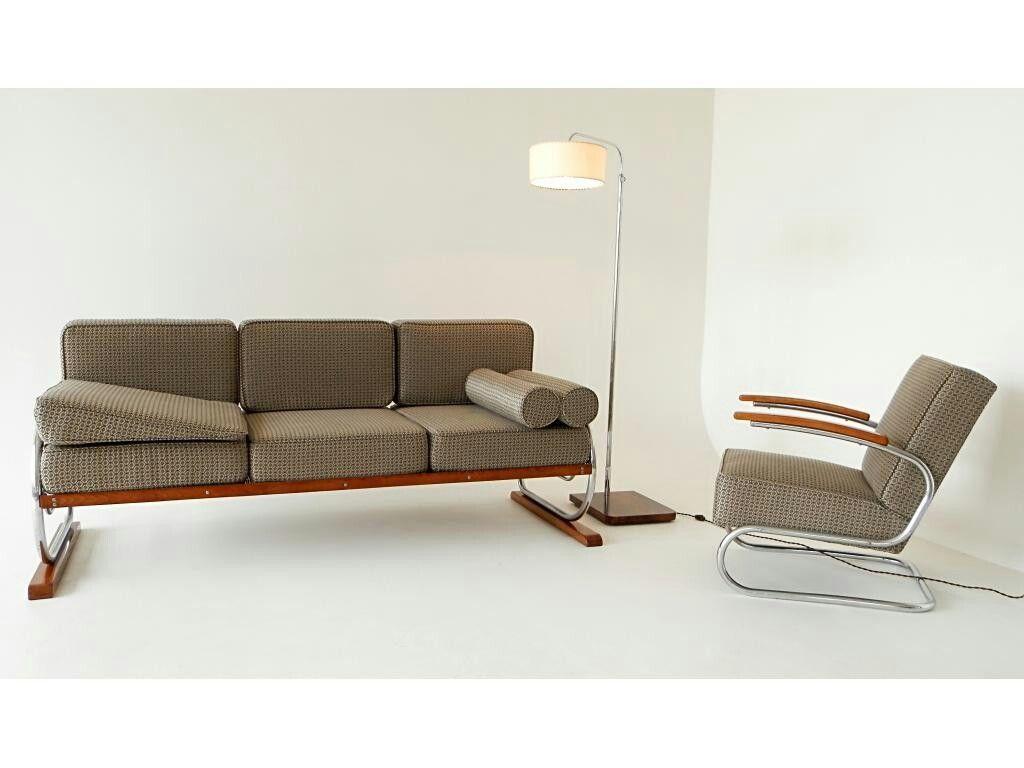 Wonderful Bauhaus Furniture, Steel Furniture, Art Deco Furniture, Streamline Moderne,  Tubular Steel, Homes