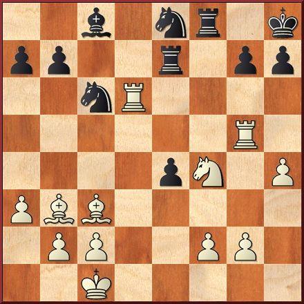 ARTE64 Castigo ejemplar, por René Mayer en El arte del ajedrez| FronteraD