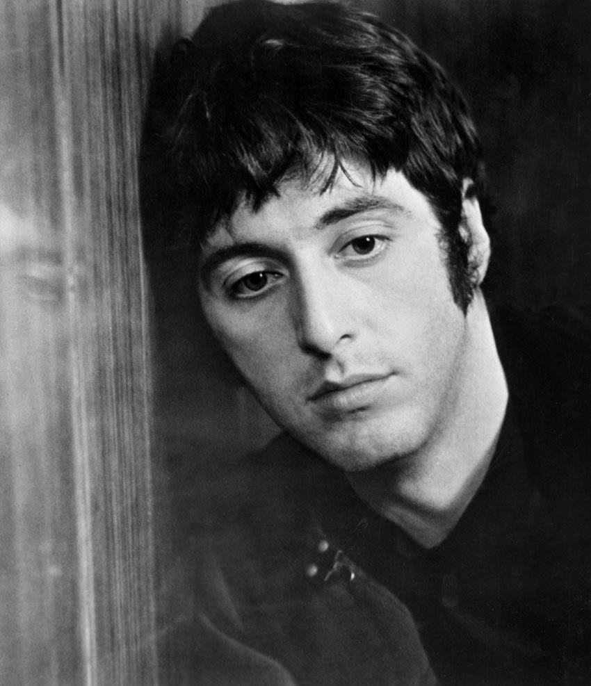 Al Pacino in his younger days.