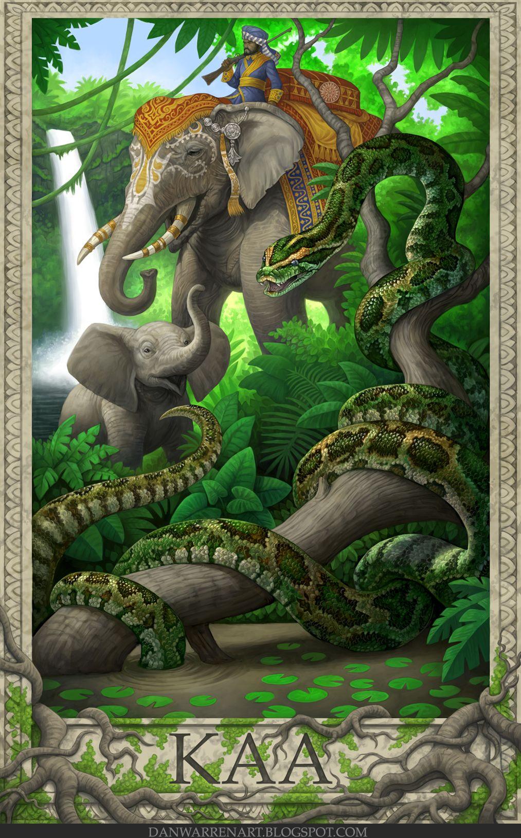 Jungle Book Kaa By Goldendaniel On Deviantart Jungle Book Kaa Jungle Book Rudyard Kipling Jungle Book