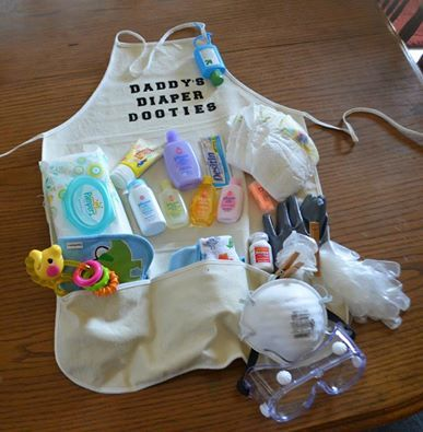 baby diaper toolbox for the new dad  baby diapers, Baby shower