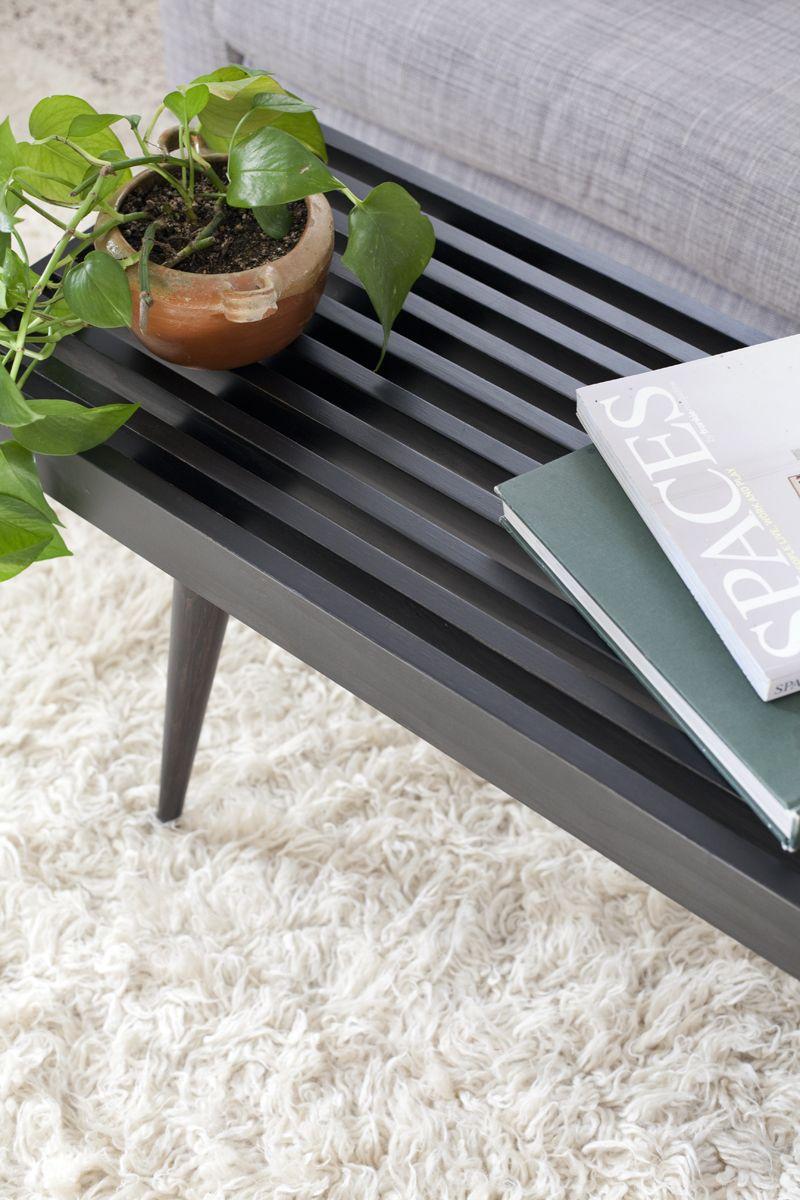 Mesa larga tipo banco | MOBILIARIO | Pinterest | Bancos y Mesas