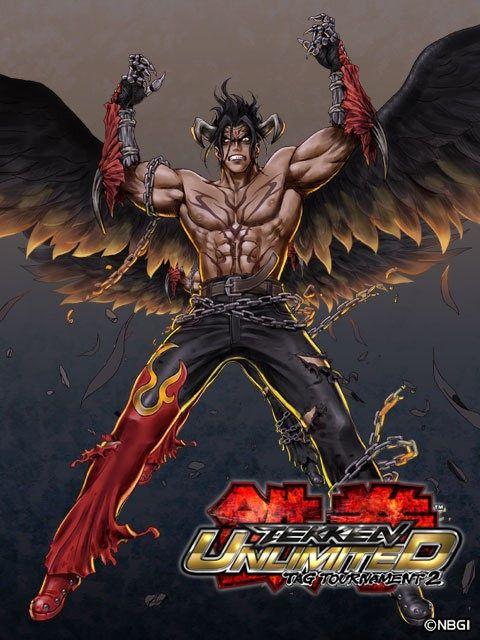 devil jin tekken shunya yamashita fighting games pinterest jin