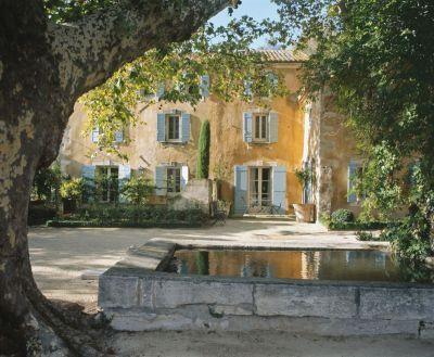 Architecture Examples Saint Remy De Provence Luberon Maison En Provence Jardin Provencal Style Campagnard Français