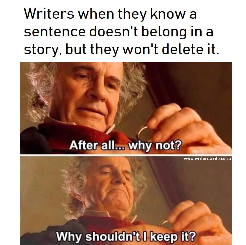 I Want It   Writer memes, Writing memes, Writer humor