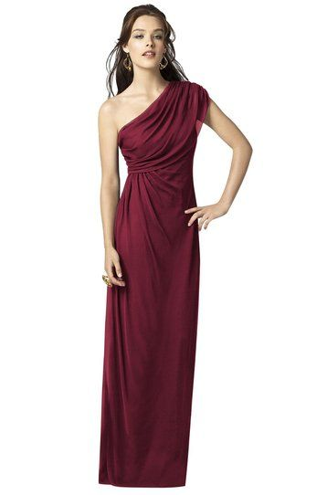 Dessy 2858 Bridesmaid Dress | Weddington Way