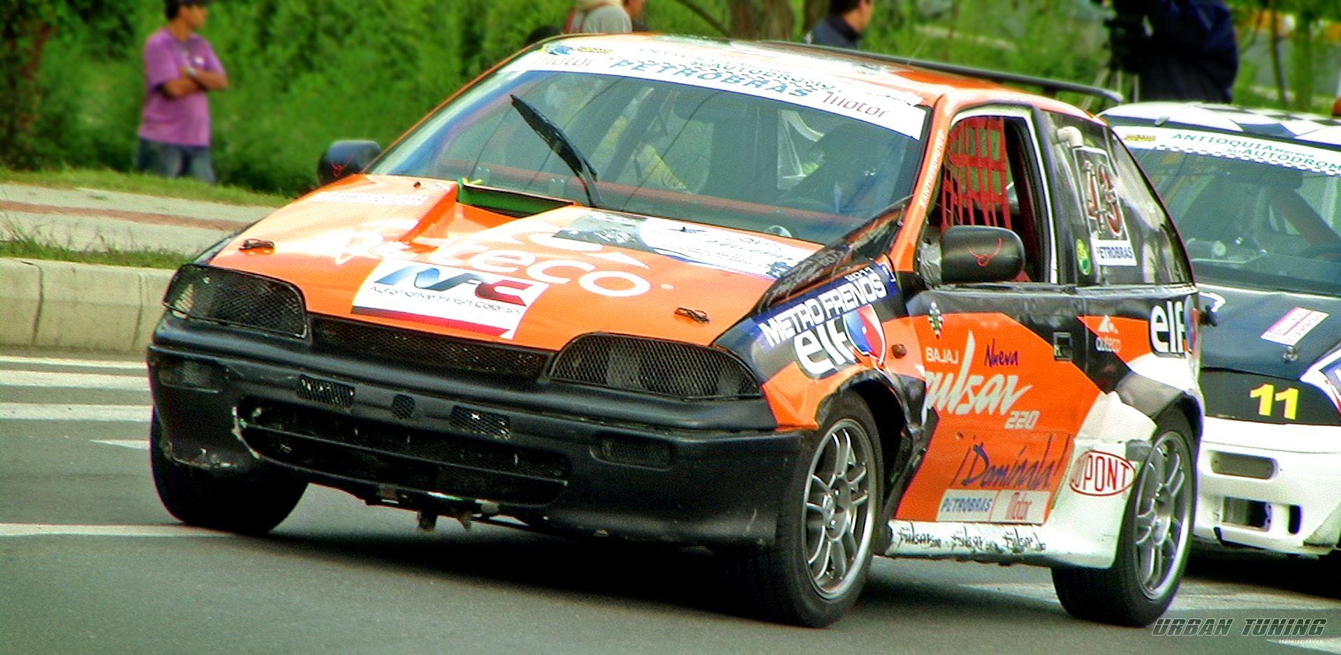 Automovilismo Medellin