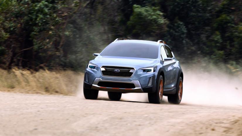 2018 Subaru Xv Test Drive