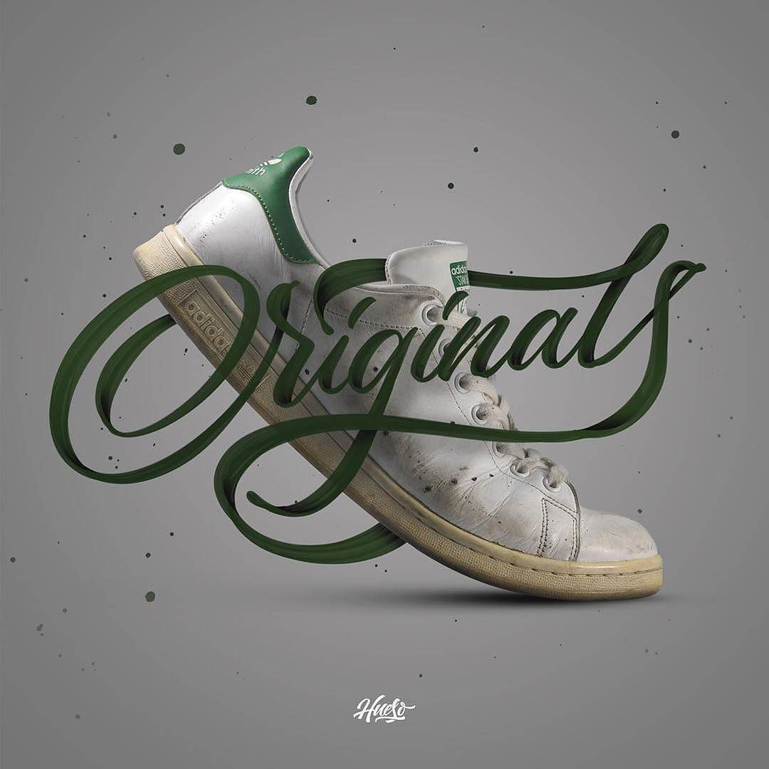 Sneaker Love And Lettering By Rafamiguel Use Typegang