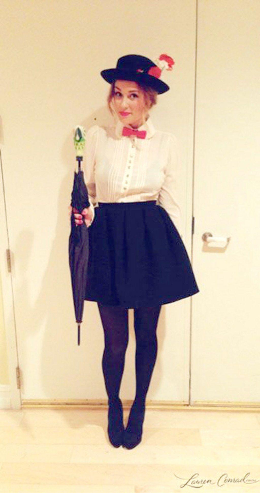 Lauren Conrad is the Queen of DIY Halloween Costumes Diy