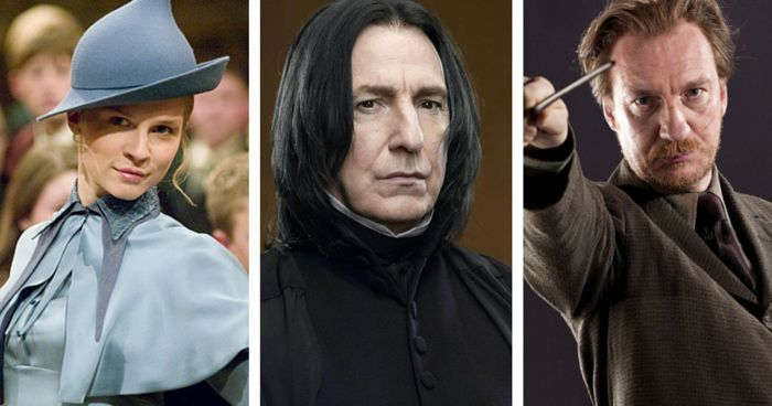 How Many Of These Random Harry Potter Characters Can You