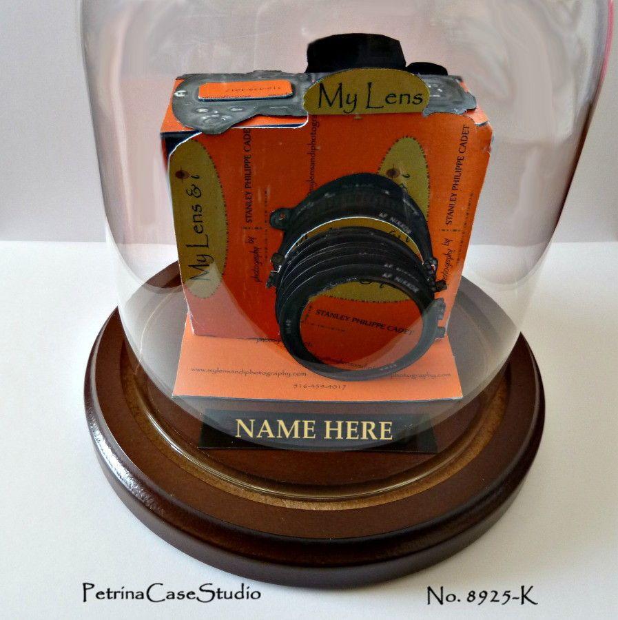 camera Business Card Sculpture | Business Card Sculptures Designs by ...