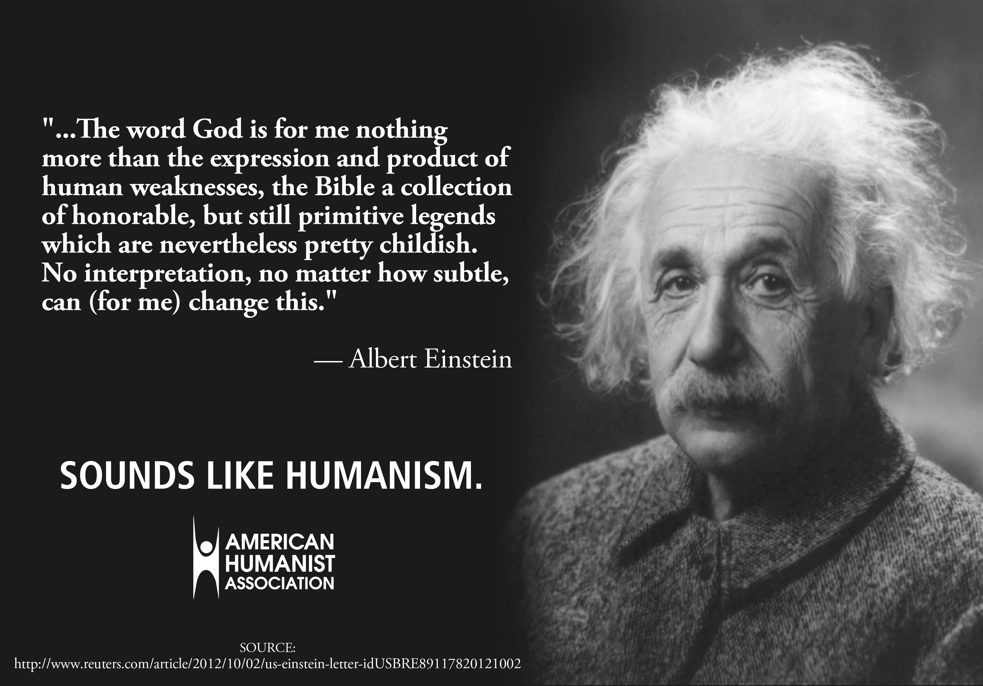 Pin By American Humanist On Sounds Like Humanism Albert Einstein