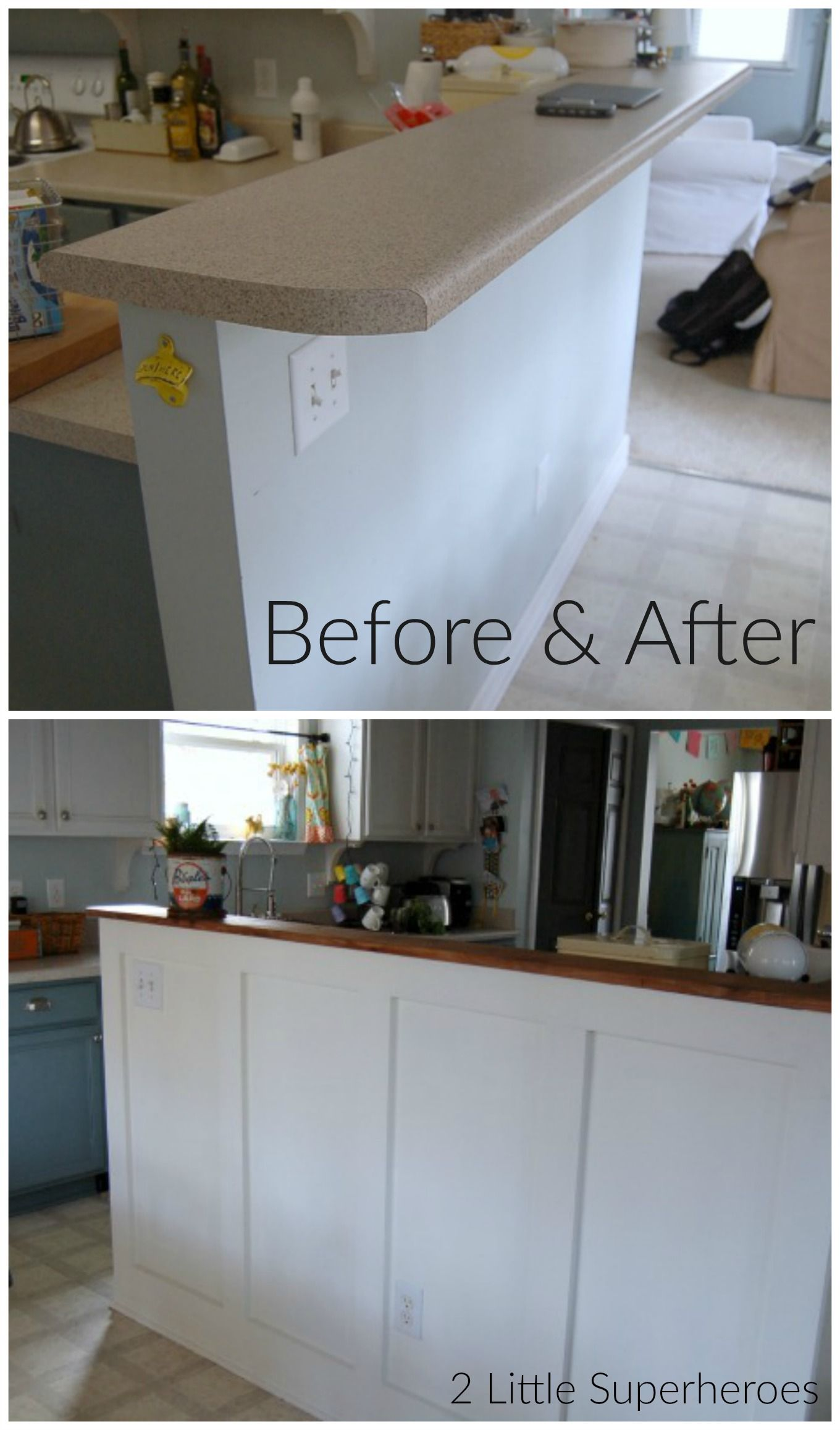 Adding Character To A Builder Grade Kitchen Cheap
