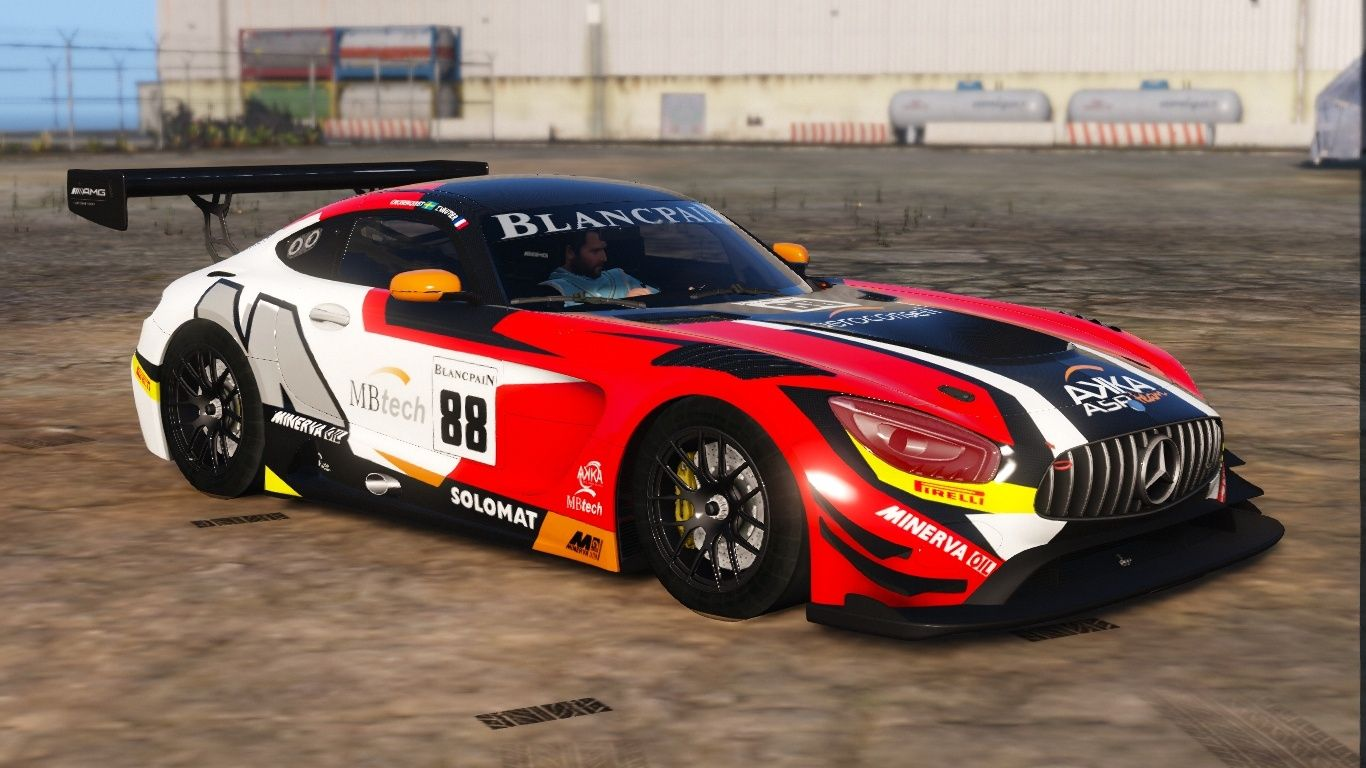 Mercedes Benz Amg Gt3 2016 With Images Mercedes Benz Amg