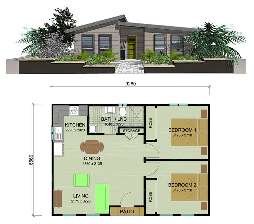 Converting A Double Garage Into A Granny Flat Google Search Granny Flat Plans Flat House Design My House Plans