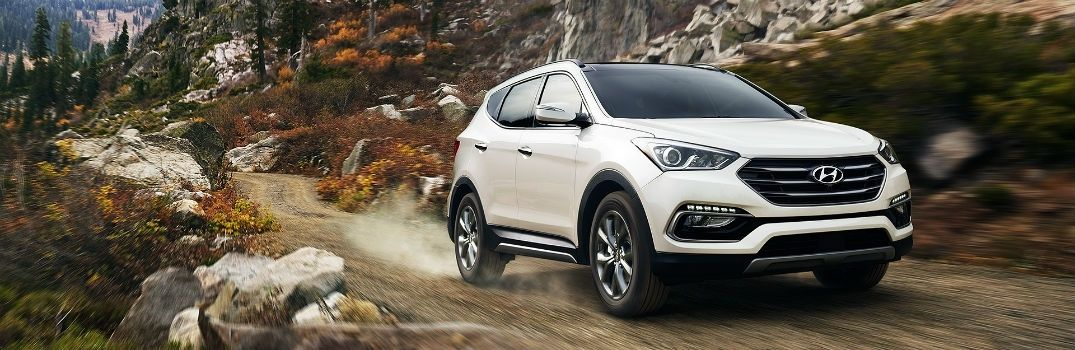 """2018 Hyundai Santa Fe Sport Picture above about """"2018"""