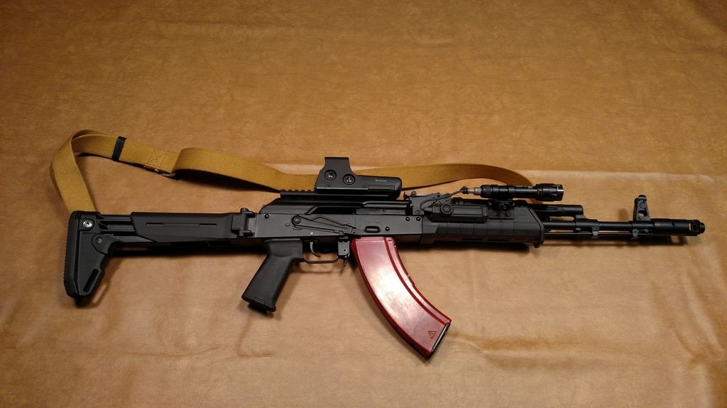 Magpul Zhukov And MOE Furniture Pics   Post Them In Here   Page 7   The AK  Files Forums