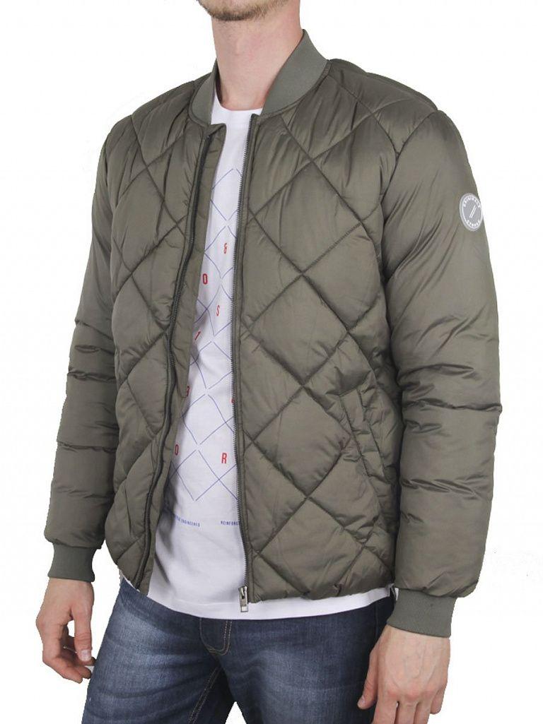 Куртка утепленная JACK   JONES  bfaa4cd71ff34
