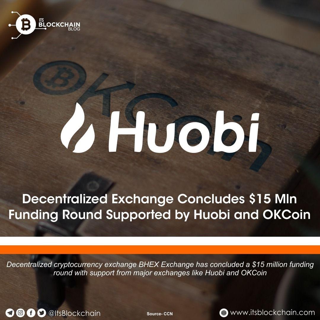 Decentralized cryptocurrency exchange BHEX Exchange has
