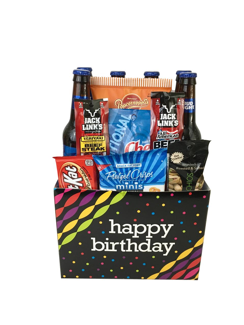 Birthday Beer Box