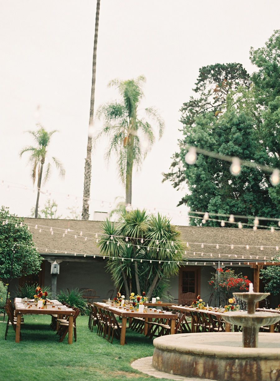 monster list of pasadena wedding venues pictured happy trails