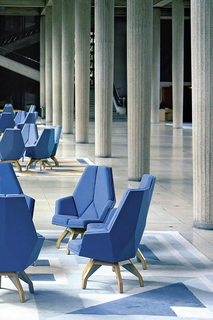 Le Mois Pierre Paulin Pierre Mobilier Et Fauteuils - Formation decorateur interieur avec fauteuils pivotants design