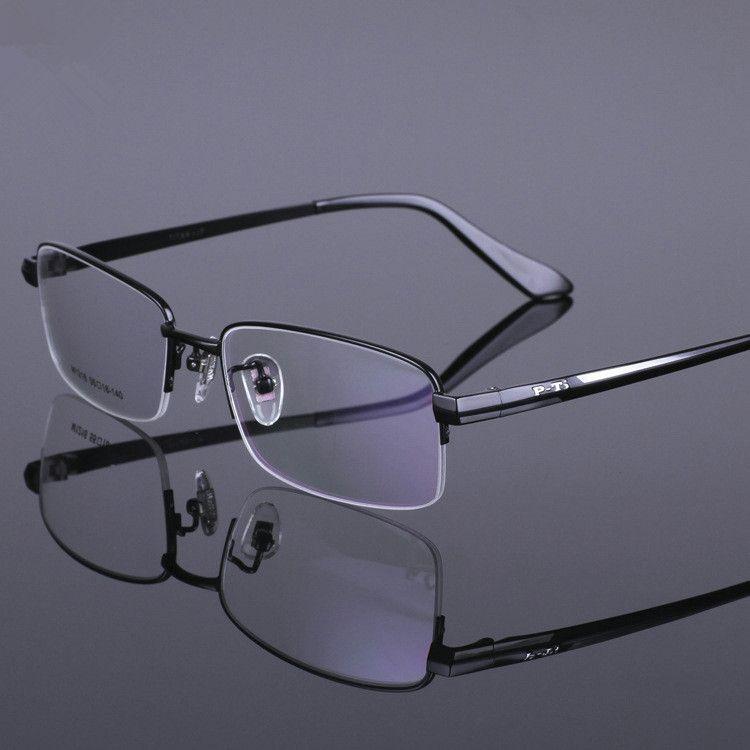 2017 NEW Top Quality Eyeglass Pure Titanium Eye Glasses ...